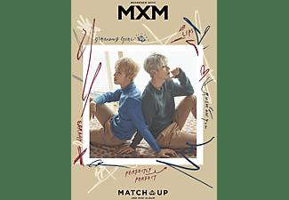 M.X.M. - BRANDNEWBOYS(KEIN RR)  - (CD)