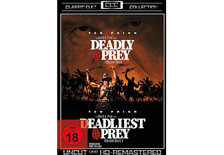 DEADLY PREY 1-2 DVD