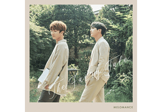 MeloMance - FAIRY TALE(KEIN RR)  - (CD)