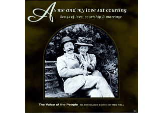 VARIOUS - AS ME AND MY LOVE SAT COU  - (CD)