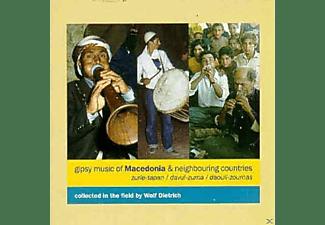 VARIOUS - GYPSY MUSIC OF MACEDONIA  - (CD)