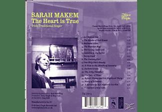 Sarah Makem - HEART IS TRUE  - (CD)