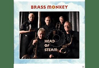 Brass Monkey - HEAD OF STEAM  - (CD)
