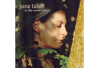 June Tabor - AT THE WOODS HEART  - (CD)
