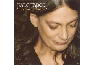 June Tabor - AN ECHO OF HOOVES  - (CD)