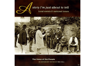 VARIOUS - A STORY I M JUST ABOUT  - (CD)