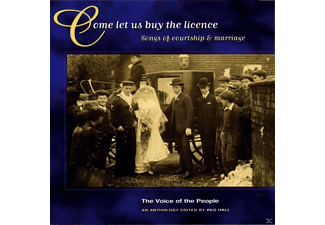 VARIOUS - COME LET US BUY THE LICEN  - (CD)