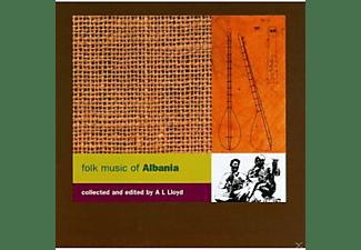Albanien - FOLK MUSIC OF ALBANIA  - (CD)
