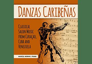 Marcel Worms - DANZAS CARIBENAS  - (CD)