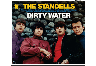 The Standells - DIRTY WATER  - (CD)