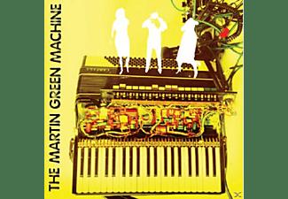 Martin Green Machine - FIRST SIGHTING  - (CD)