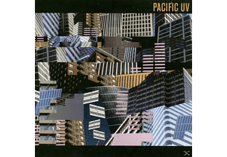 Pacific Uv - EP  - (CD 3 Zoll Single (2-Track))