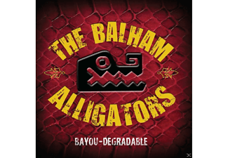The Balham Alligators - BAYOU-DEGRADABLE  - (CD)
