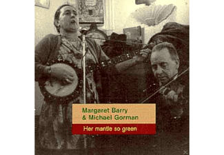 Michael Gorman - HER MANTLE SO GREEN  - (CD)