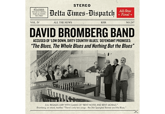 David Bromberg - BLUES WHOLE BLUES AND NOTHING BUT THE BLUES  - (Vinyl)