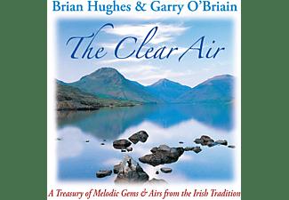 Brian Hughes, Garry O Briain - CLEAR AIR  - (CD)
