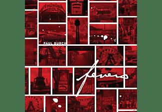 Paul Burch - FEVERS  - (Vinyl)