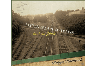 Robyn Hitchcock - I OFTEN DREAM OF TRAINS IN NEW YORK  - (CD)