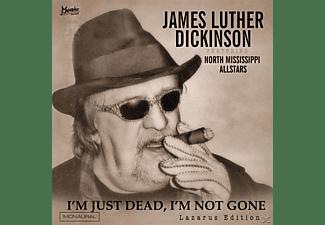 James Luther Dickinson - I M JUST DEAD I M NOT GONE  - (Vinyl)