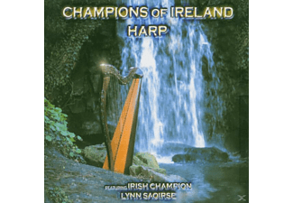 Lynn Saoirse - CHAMPIONS OF IRELAND-HARP  - (CD)