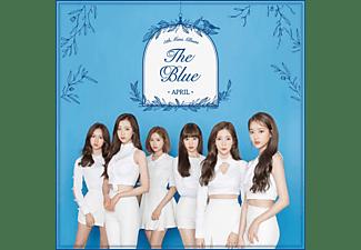 April - BLUE(KEIN RR)  - (CD)