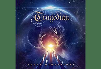 Tragedian - SEVEN DIMENSIONS  - (CD)