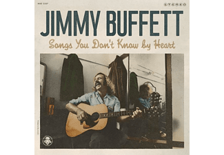 Jimmy Buffett - SONGS YOU DON'T KNOW BY HEART  - (CD)