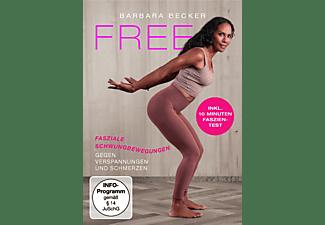Barbara Becker - BE FREE Fasziale Schwungbewegungen gegen Verspannungen und Schmerzen DVD