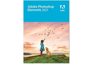Adobe Photoshop Elements 2021 (Upgrade) - [PC/MAC]
