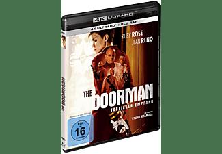 THE DOORMAN-TÖDLICHER EMPFANG 4K Ultra HD Blu-ray + Blu-ray
