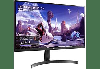 "Monitor - LG 27QN600-B, 27"" QHD, 5 ms, 75Hz, FreeSync, Negro"