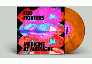 Foo Fighters - Medicine At Midnight (tba) Coloured Vinyl orange (Exklusive Editon)  - (Vinyl)