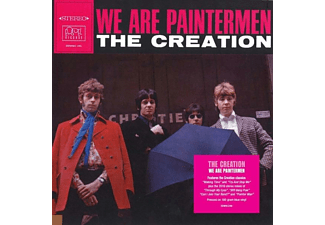 The Creation - We Are Paintermen (Clear Vinyl)  - (Vinyl)