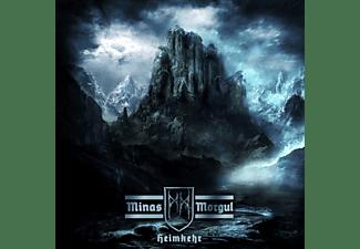 Minas Morgul - Heimkehr (Gtf.lim.Green Vinyl)  - (Vinyl)