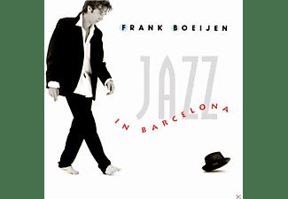 Frank Boeijen - JAZZ IN BARCELONA  - (CD)