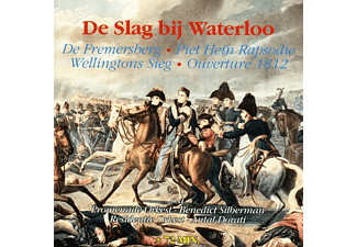 VARIOUS - SLAG BIJ WATERLOO  - (CD)