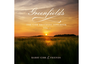 Barry Gibb - Greenfields: The Gibb Brothers' Songbook CD