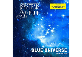 Systems In Blue - Blue Universe (CD)