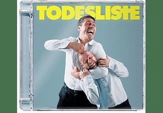 Audio88 & Yassin - Todesliste  - (CD)