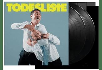 Audio88 & Yassin - Todesliste (2LP)  - (Vinyl)