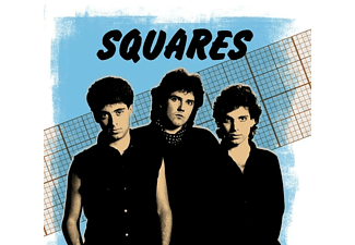 Squares - Best Of The Early 80's Demos  - (CD)