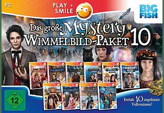 Das große Mystery-Wimmelbild-Paket 10 - [PC]
