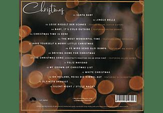 Simone Kopmajer - Christmas  - (CD)