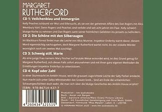 Margaret Rutherford - Margaret Rutherford 4CD Box (Folge 4-7)  - (CD)