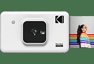KODAK Mini Shot Combo 2 Sofortbildkamera, Weiß