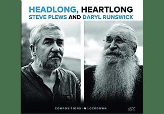 Steve & Daryl Runswick Plews - Headlong,Heartlong  - (CD)
