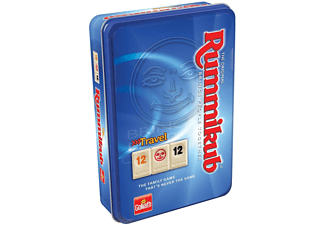 Rummikub - The Original Travel Tour Edition (Tin)