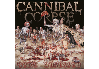 Cannibal Corpse - Gore Obsessed  - (Vinyl)