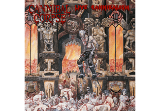 Cannibal Corpse - Live Cannibalism  - (Vinyl)