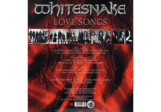 Whitesnake - LOVE SONGS  - (Vinyl)